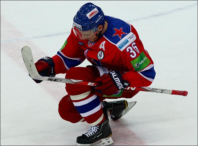 Яков Рылов – лучший защитник прошедшей недели