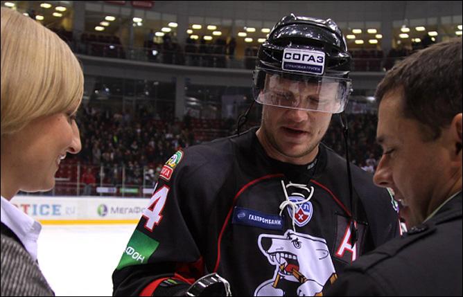 Константин Панов – лучший нападающий прошедшей недели