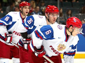 29 декабря 2011 года. Калгари. Молодежный чемпионат мира. Россия — Словакия — 3:1