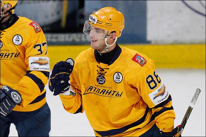 Есть свой Шевченко и в хоккее…