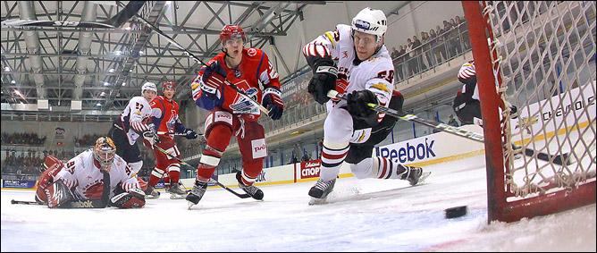 Хоккей вернулся в Ярославль