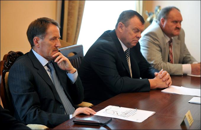 Руководство Воронежской области