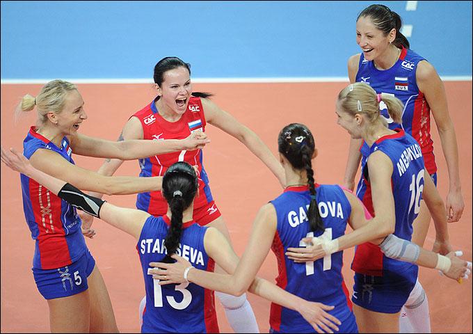 Женская сборная хоть и отобралась на Игры в последний момент, всё равно будет там одним из фаворитов
