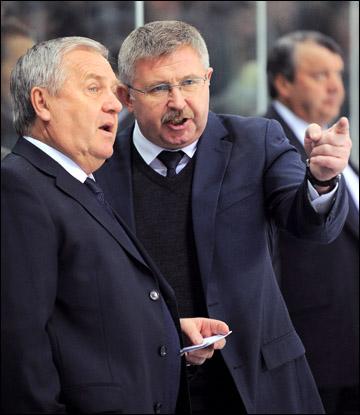 Владимир Крикунов и Василий Тихонов