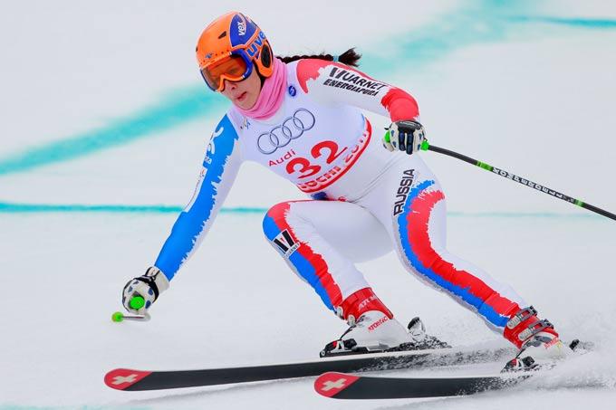 Мария Комиссарова — лидер женской сборной по ски-кроссу