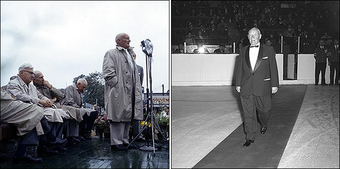 История Кубка Стэнли. Часть 57. 1948-1949. Конн Смайт.