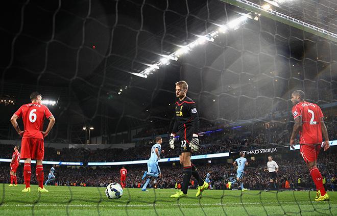 «Манчестер Сити» – «Ливерпуль»