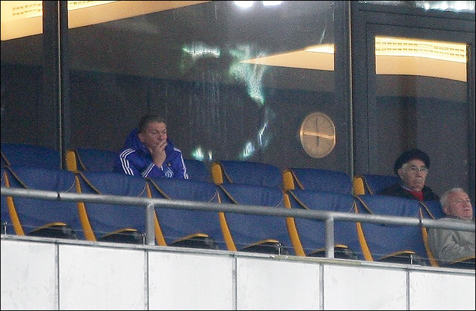 Олег Блохин вернулся (Фото: Кирилл Пащенко)