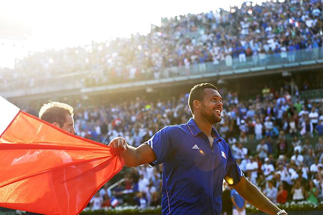 Победы Цонги и Гаске обеспечили французам домашний финал