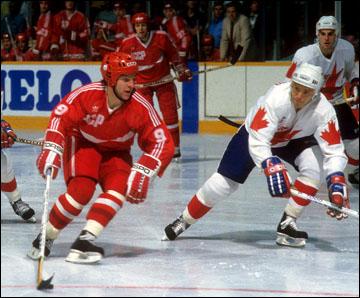 Кубок Канады-1987 за океаном будут помнить ещё очень долго