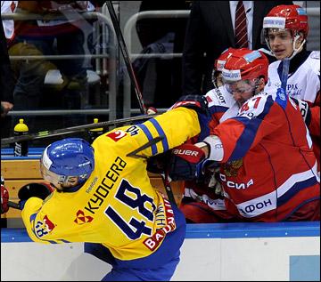 19 декабря 2013 года. Сочи. Кубок Первого канала. Швеция — Россия — 2:3