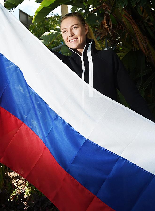 Шарапова вышла в финал, отыграв по пути матчболы