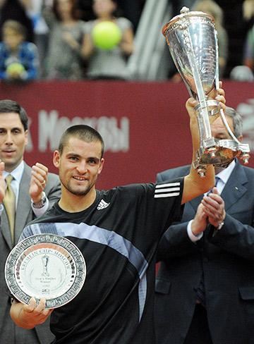 Михаил Южный на Кубке Кремля-2009