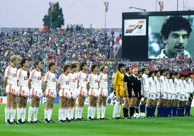 Сборная СССР-1988