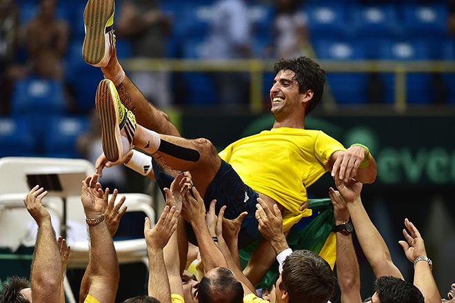 Беллуччи стал героем Бразилии