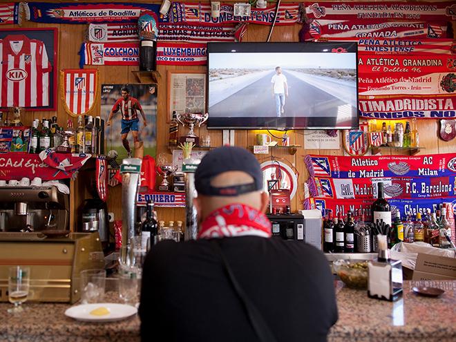 Лига чемпионов. Финал. «Реал» — «Атлетико» М. Лиссабон в ожидании