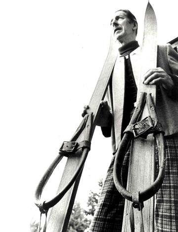 К концу 30-х годов едва ли не каждый десятый горнолыжник находился на больничной койке с переломами ног