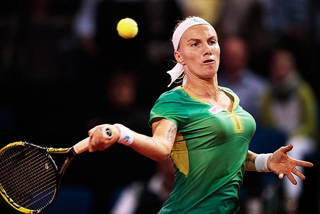 Кузнецова вышла в четвертьфинал Штутгарта