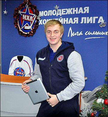 Данил Сазонов