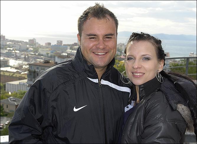 Пако и Катя. Красивая пара!