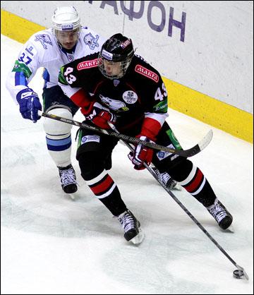 Валерий Ничушкин в плей-офф