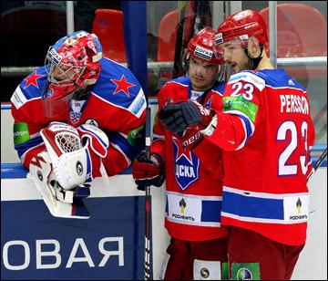 Никлас Перссон (справа)