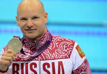 Евгений Коротышкин выиграл серебро на Олимпиаде в Лондоне