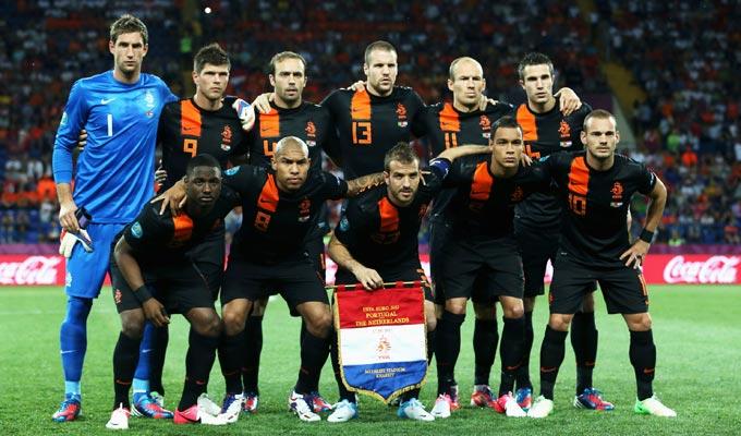 Голландцы провалили Евро