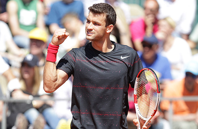 Димитров победил в Бухаресте