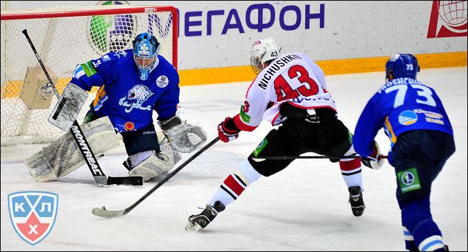 """Валерий Ничушкин против """"Барыса"""""""