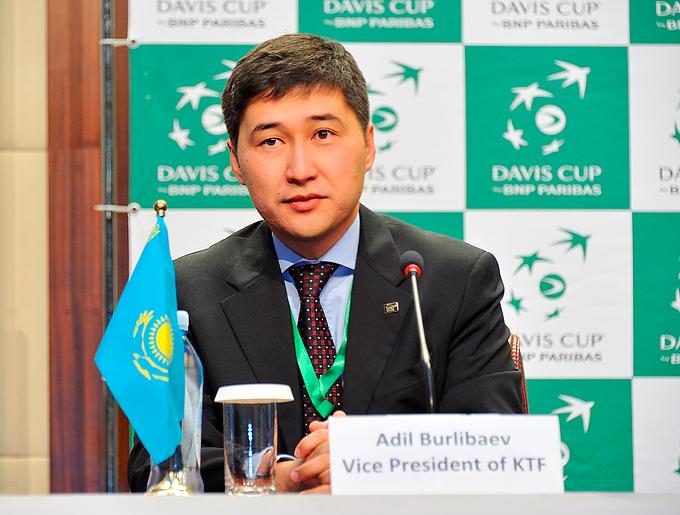 Адиль Бурлибаев