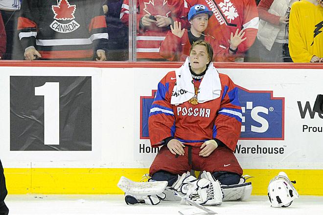 МЧМ-2012. Финал. Андрей Макаров