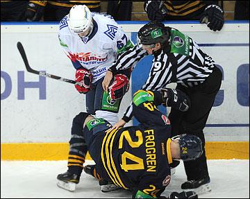 Дмитрий Казионов: Меня лично выбивают из колеи паузы в чемпионате