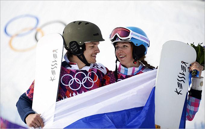 Уайлд и Заварзина дружно завоевали медали