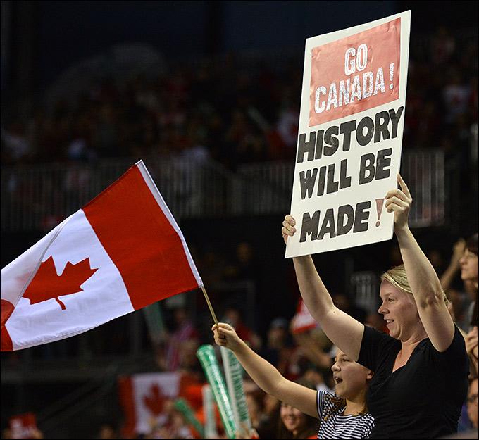 Историческая победа Канады в Кубке Дэвиса