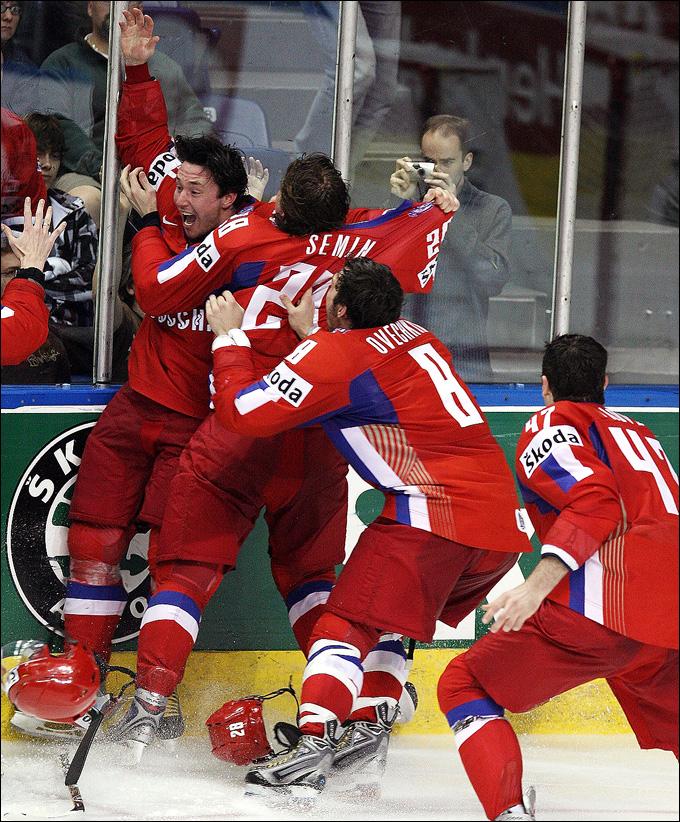 Мы помним Квебек-2008, и хотим вновь увидеть это в Сочи