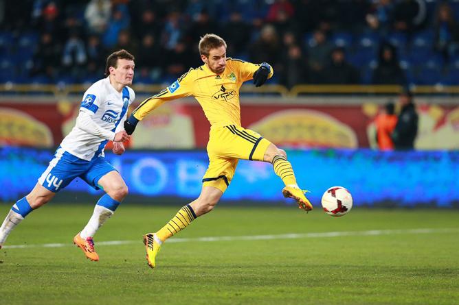 90-й мяч Девича в чемпионатах Украины