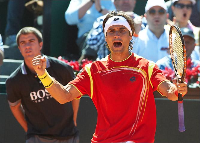 Испанцы легко победили Австрию в Кубке Дэвиса