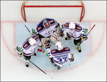 Итоги сезона КХЛ. СКА (Санкт-Петербург)