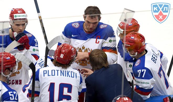 Олег Знарок и его команда