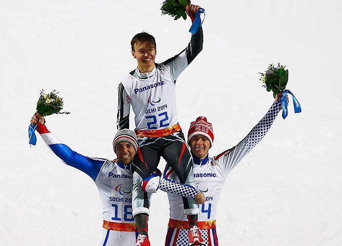 Алексей Бугаев: в учёбе на отлично, в спорте – на золото