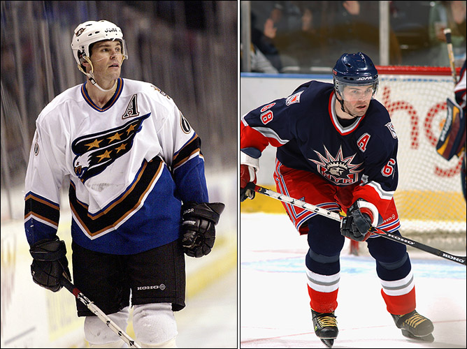 """Гримасы НХЛ"": 14 января 2004 года Ягр еще ""капиталист"", а уже 16 января – ""рейнджер"""