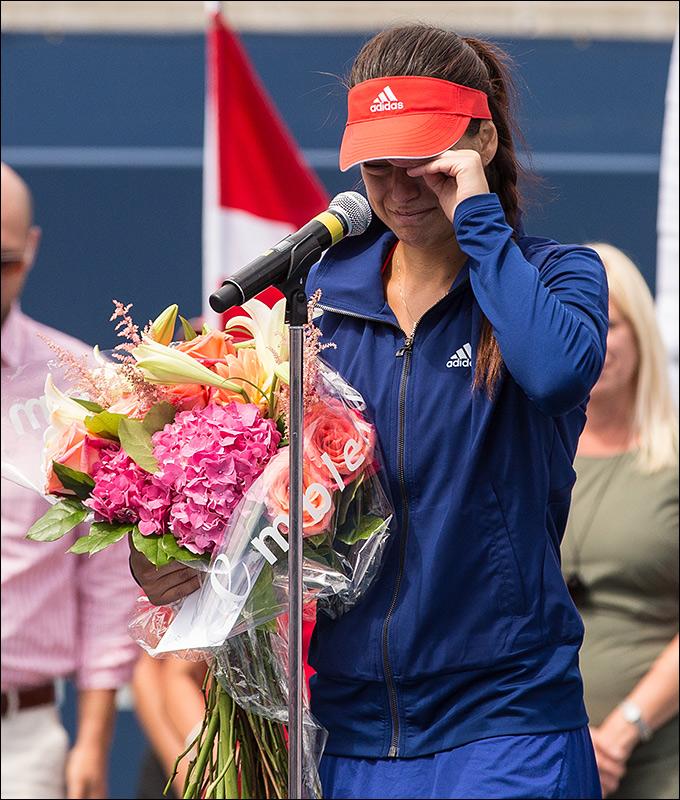 Сорана Кырстя пробилась в первый финал за пять лет