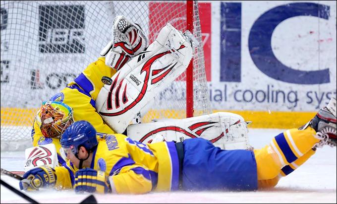 """Белоруссия — Украина — 6:0. """"Жовто-блакитни"""" лишились всех шансов попасть на ОИ-2014."""