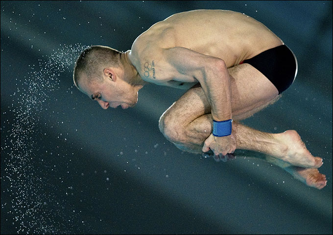 Глеб Гальперин постарается пополнить свою коллекцию олимпийских наград