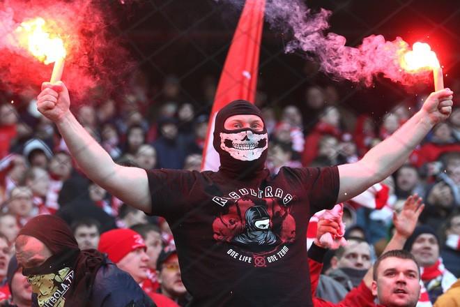 Дерби «Локомотив» — «Спартак»