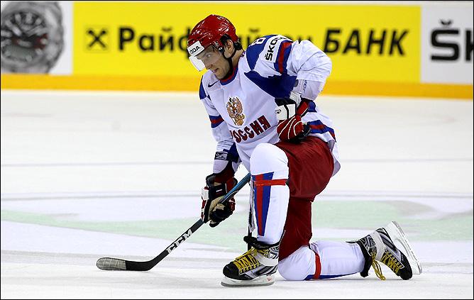 А в России после последнего чемпионата мира Овечкина бы пинками выгнали и из восьмой символической сборной…