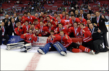 Новый чемпион мира — Канада