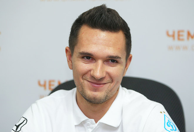 Михаил Алёшин
