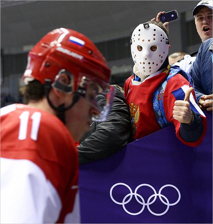 Для сборной России Олимпиада закончилась досрочно